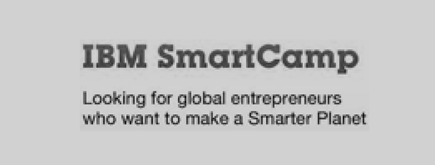 IBM Smart Cities finalist for Global Entrepreneur Award (2013)